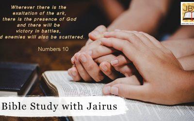 睚鲁的圣经世界-民数记10